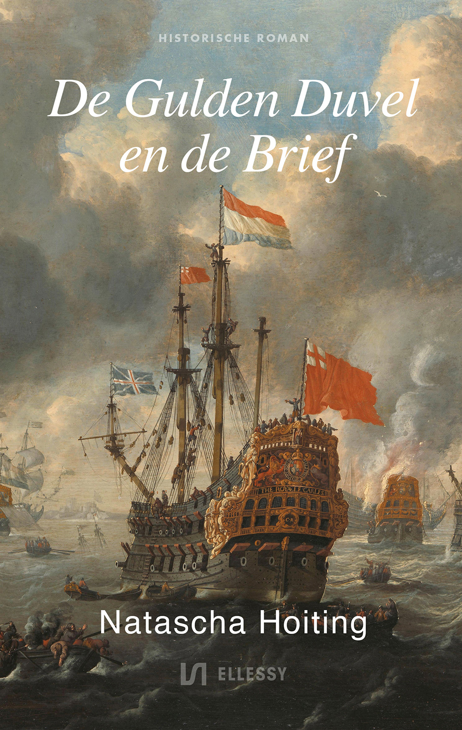 De Gulden Duvel en de Brief
