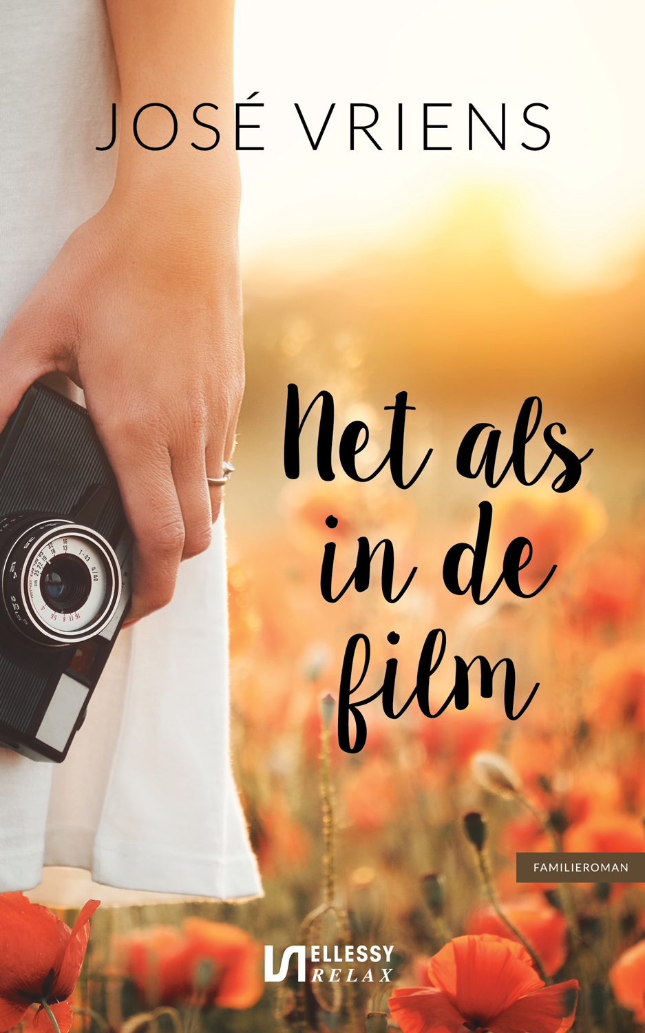 Net als in de film